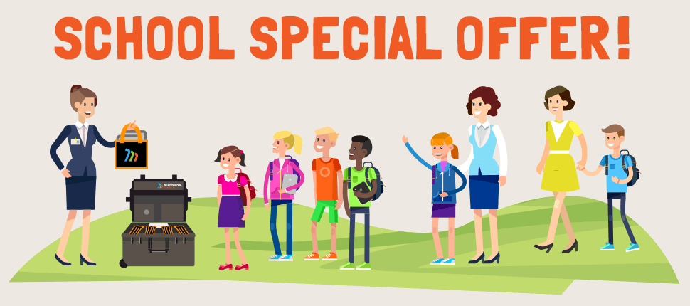 School Special Offer