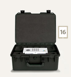 Charging Case for 16 GoPro Cameras