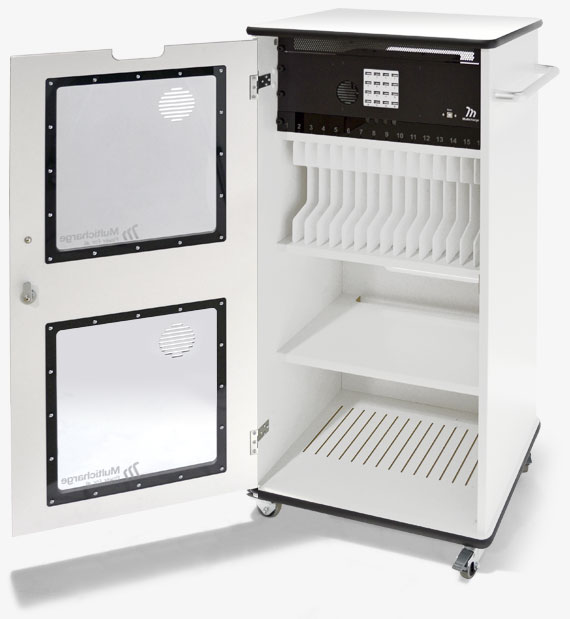 Swiss Series 16-Tablet Trolley